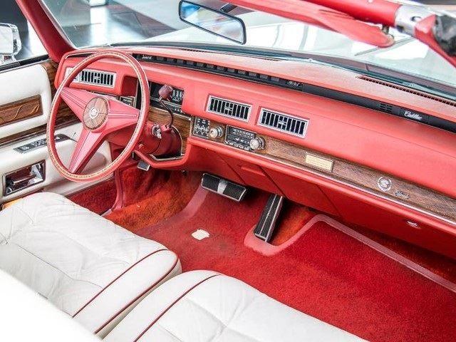1976 Cadillac Eldorado Fleetwood Bicentennial 1 Of 200 Houston Tx Aldine Spring The Woodlands