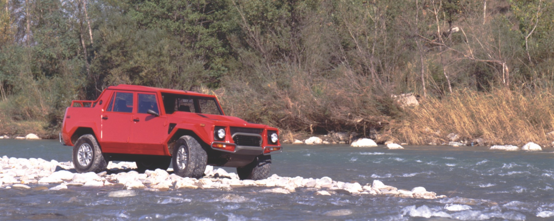 The Historic Lamborghini LM 002 - Lamborghini Houston Blog