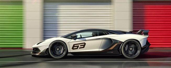 2019 Lamborghini Aventador Svj Coupe Houston Tx