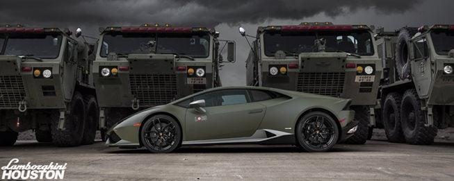 2018 Lamborghini Huracan Avio Houston Tx