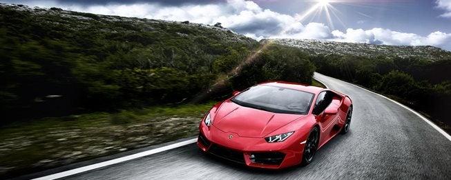 2018 Lamborghini Huracan Rwd Coupe Houston Tx