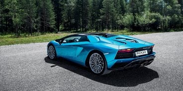 2019 Lamborghini Aventador S Roadster Houston Tx