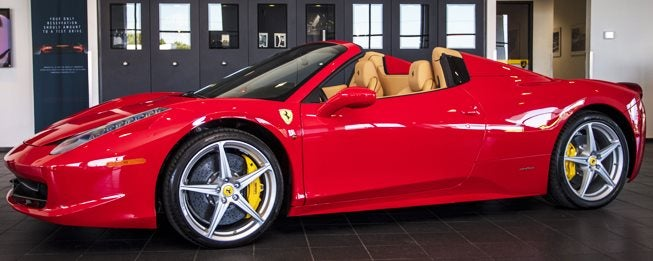 Used Ferrari Houston Tx Austin Dallas San Antonio