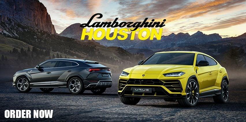 2019 Lamborghini Urus Houston Texas