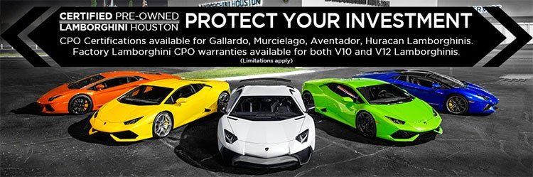 72d2f0c6b3f84 Certified Pre-Owned Lamborghini Program
